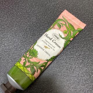 サボン(SABON)の【限定品】SABON  BLISSFUL GREEN ハンドクリーム(ハンドクリーム)