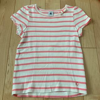 PETIT BATEAU - プチバトー Tシャツ 110