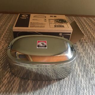 ZEBRA  ステンレスランチボックス15cm 新品