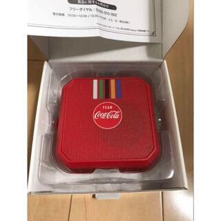 コカ・コーラ - コカコーラ 防水ワイヤレススピーカー東京オリンピック 限定デザイン赤色