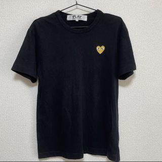 コムデギャルソン(COMME des GARCONS)のplayコムデギャルソン tシャツ(Tシャツ(半袖/袖なし))
