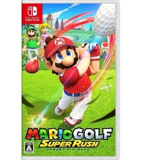 Nintendo Switch - 任天堂Switchソフト マリオゴルフ スーパーラッシュ