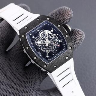 V6 - リシャールミル RM055 メンズ 腕時計 自動巻き