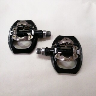 SHIMANO SPDペダル PD-A530 ブラック 片面SPD A