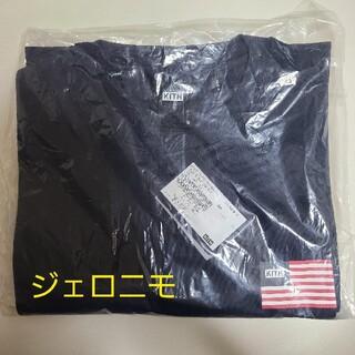 KITH USA BOX LOGO TEE ボックスロゴ