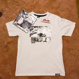アベイル(Avail)の【新品】イニD 25周年記念 ドリフトTシャツ 高橋啓介 Lサイズ(Tシャツ/カットソー(半袖/袖なし))