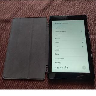 Fire HD 8 タブレット 16GB【第8世代】