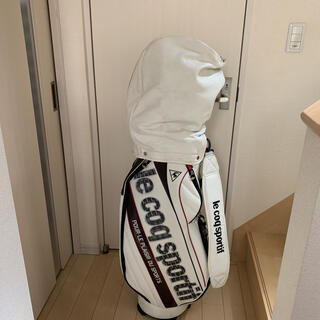 ルコックスポルティフ(le coq sportif)のルコックスポルティフのゴルフキャリーバッグ(バッグ)