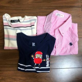 Design Tshirts Store graniph - キッズ Tシャツ 女の子 サイズ95 4枚セット