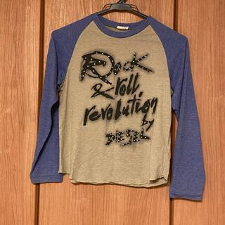 ディーゼル(DIESEL)のDIESEL レディース ロングTシャツ ロンT S(Tシャツ(長袖/七分))