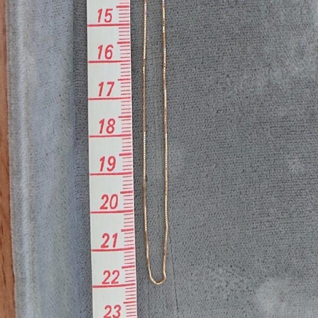 K18 ベネチアンチェーン ネックレス レディースのアクセサリー(ネックレス)の商品写真