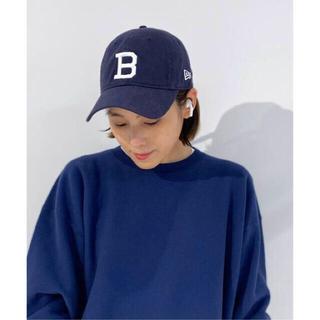 L'Appartement DEUXIEME CLASSE - 【NEW ERA】B baseball CAP AP STUDIO
