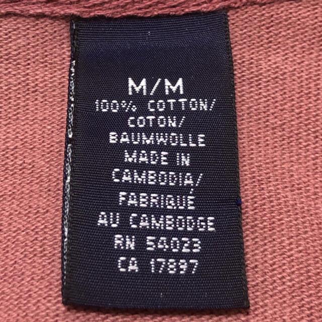 GAP(ギャップ)の【ギャップ GAP】【太ボーダー】【くすみカラー】【ラガーシャツ/シャツ】 メンズのトップス(シャツ)の商品写真
