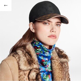 LOUIS VUITTON - ルイヴィトン ウパ キャップ  帽子