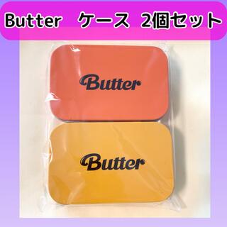 防弾少年団(BTS) - BTS  Butter  weverse特典ケース  2種セット
