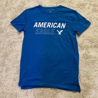 American Eagle - 値下げ⭐︎アメリカンイーグル⭐︎青⭐︎Tシャツ⭐︎XS⭐︎