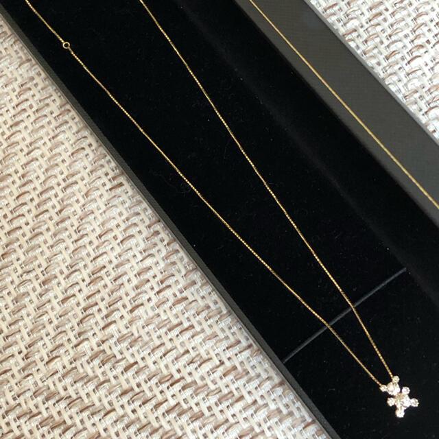 JEWELRY TSUTSUMI(ジュエリーツツミ)のK18 ネックレス レディースのアクセサリー(ネックレス)の商品写真