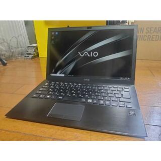 バイオ(VAIO)のVAIO Pro13 mk2 VJP132C11N(ノートPC)