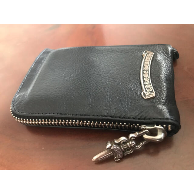 Chrome Hearts(クロムハーツ)のクロムハーツ タイニージップウォレット   TINY ZIP メンズのファッション小物(コインケース/小銭入れ)の商品写真