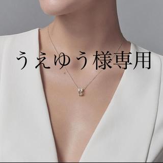 Tiffany & Co. - ティファニー ほぼ新品 アトラスオープンネックレス