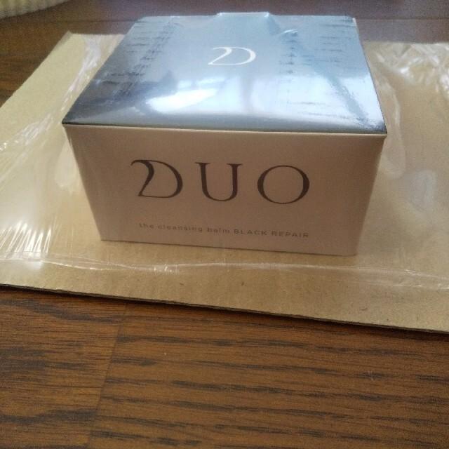 Duo デュオ ザ クレンジングバーム ブラックリペア コスメ/美容のスキンケア/基礎化粧品(クレンジング/メイク落とし)の商品写真