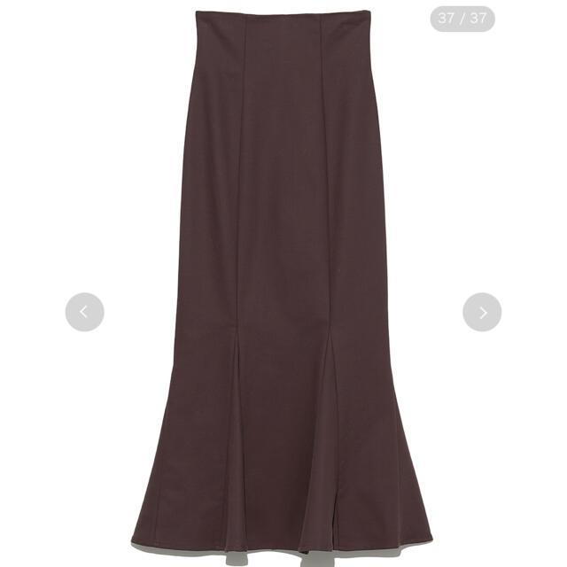 snidel(スナイデル)の新作新品🌷スナイデル ハイウエストタイトヘムフレアスカート レディースのスカート(ロングスカート)の商品写真