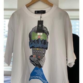 ジーユー(GU)のgu/undercover/新品未使用/Tシャツ/白/XL/定価以下(Tシャツ/カットソー(半袖/袖なし))