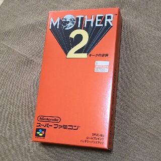 任天堂 - MOTHER2 スーパーファミコン 中古