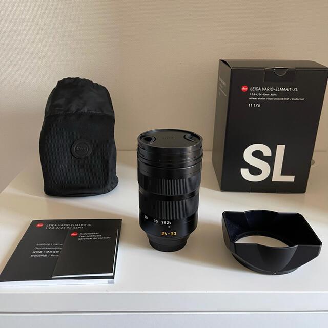 LEICA(ライカ)のライカ バリオ・エルマリート SL24-90mm F2.8-4.0 ASPH スマホ/家電/カメラのカメラ(レンズ(ズーム))の商品写真
