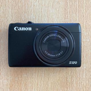 キヤノン(Canon)のCanon Power Shot S120 デジタルカメラ(コンパクトデジタルカメラ)
