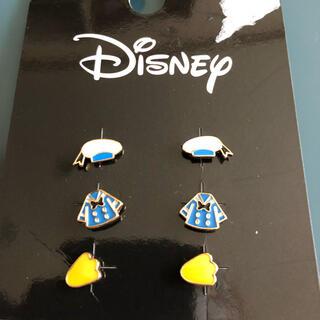 ディズニー(Disney)の値下げ 新品 ディズニー ドナルドピアス(ピアス)
