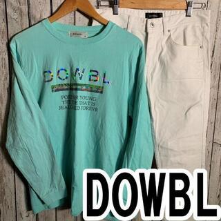 ダブル DOWBL ティーシャツ Tシャツ チノパン セット(その他)