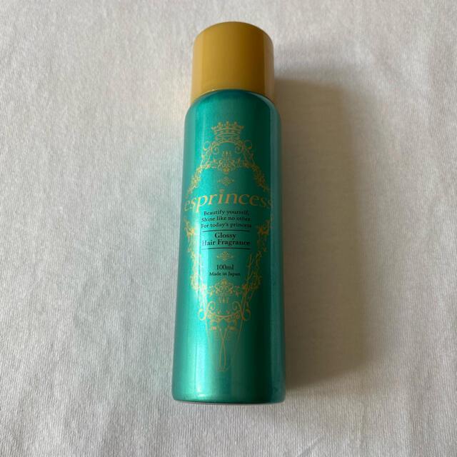 【エスプリンセス】グロッシー ヘアフレグランス コスメ/美容のヘアケア/スタイリング(ヘアスプレー)の商品写真