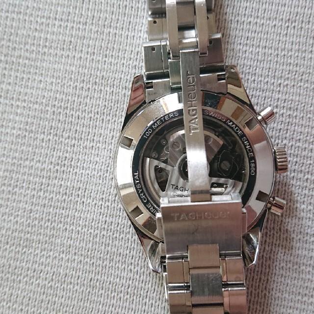 TAG Heuer(タグホイヤー)のタグホイヤー カレラ ヘリテージ 腕時計 クロノグラフ CAS2111  メンズの時計(腕時計(アナログ))の商品写真