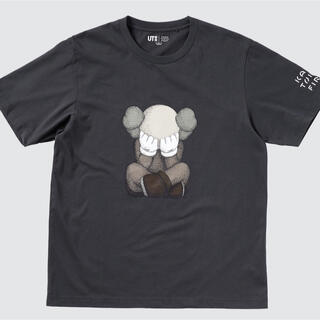UNIQLO - Lカウズ UT グラフィックTシャツ KAWS