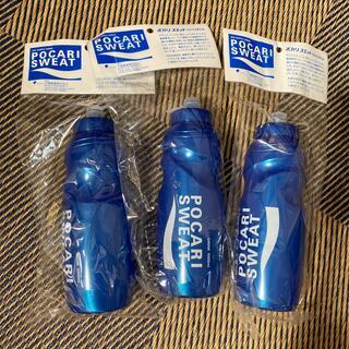 オオツカセイヤク(大塚製薬)のポカリスエット スクイズボトル 3セット(水筒)
