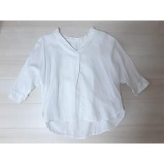 GU - ジーユーリネンシャツ