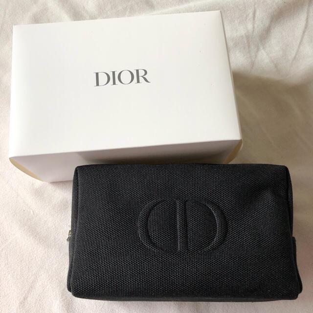 Dior(ディオール)のDior ディオール ポーチ ノベルティ レディースのファッション小物(ポーチ)の商品写真