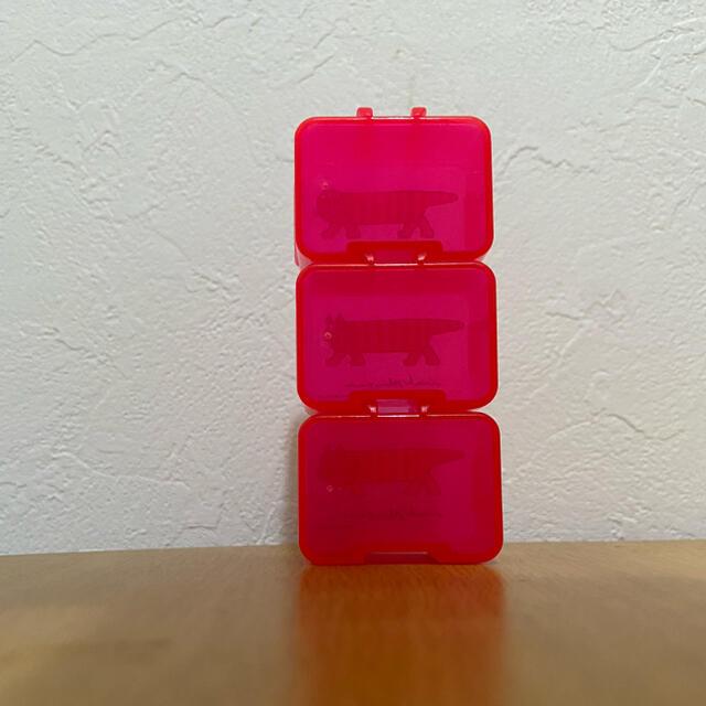 Lisa Larson(リサラーソン)のリサラーソン  プチケース 3個セット マイキー インテリア/住まい/日用品のインテリア小物(小物入れ)の商品写真