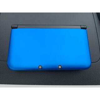 【美品】【画面傷なし】ニンテンドー3DS LL ブルー×ブラック