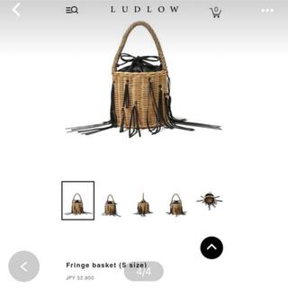 LUDLOW - ludlow ラドロー バッグ