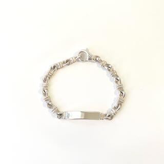 Tiffany & Co. - Tiffany&co. ID Rope Chain Bracelet