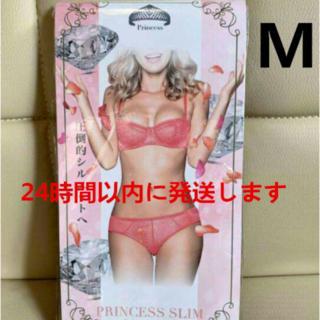 プリンセススリム Mサイズ/黒 骨盤ガードル/くびれ形成/補正4段(エクササイズ用品)