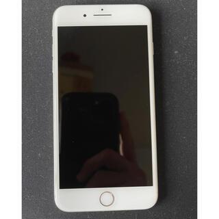iPhone - 【美品】iPhone7 plus Silver 128GB SIMフリー