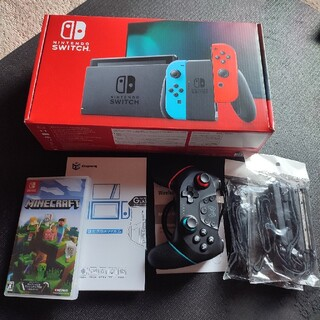 Nintendo Switch - ニンテンドースイッチ本体 マインクラフト コントローラー セット