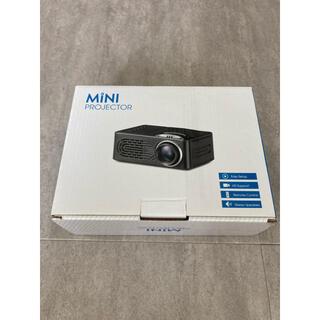 ミニプロジェクター 1080P  LEDマイクロプロジェクター(プロジェクター)