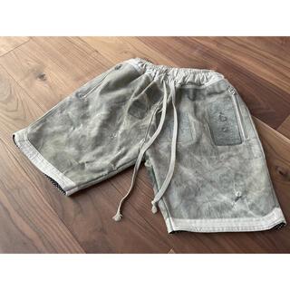フィアオブゴッド(FEAR OF GOD)のlaid back US Mail Basket Style Shorts(ショートパンツ)