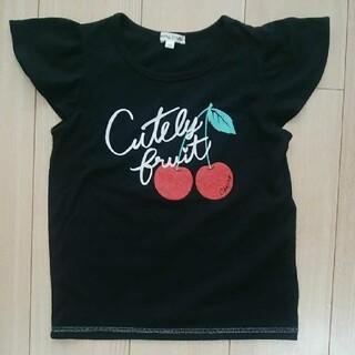 エニィファム(anyFAM)のanyFAM Tシャツ 女の子 130(Tシャツ/カットソー)