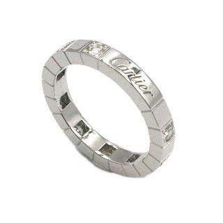 カルティエ(Cartier)のカルティエ Cartier ラニエールリング リング・指輪 レディース【中古】(リング(指輪))