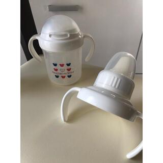 【Akachan no Shiro】赤ちゃんの城 マグマグ ストロー スパウト(水筒)
